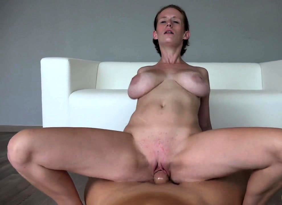 Amateur Brunette Riding Pov