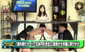 Attractive Japanese Lady Is Made To Cum Hard With Sex Toys