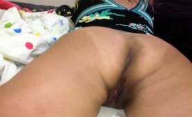 amateur-wife-lies-on-her-belly-and-exposes-her-sweet-holes