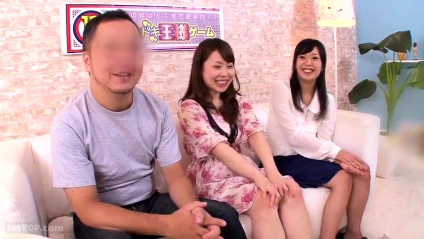 Two Asian Girls Blowjob