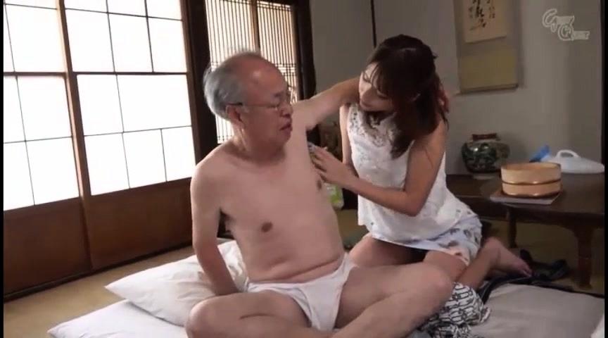 Mature Man Seduces Young Girl